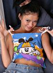 littledanni.com: Teen reveals boobies